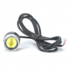 6W 300-Lumen 6000K Eagle Eye White LED Light for Car (12~14V)