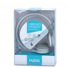 Rapoo H8020 2.4GHz Wireless Stereo Headset w/ Microphone/USB Transmitter - White