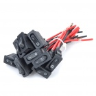 Car Rocker Switches (10-Pack / 12V)