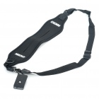 Universal Quick-Release Shoulder Strap for Camera - Black