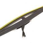 "19"" 3-Section Universal Auto Car Window Water Cleaner Wiper Blade - Black"