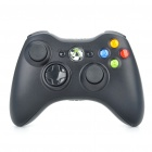 XBox 360 Wireless Game Controller - Black (2xAA/Refurbished)
