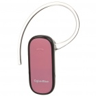 CyberBlue BH119 2.4GHz Bluetooth V3.0 Headset - Pink (2-Stunden-Talk/3-Day Standby-Zeit)