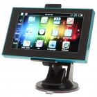 "4.3"" Touch Screen LCD WinCE 6.0 GPS Navigator w/ FM/TF/3.5mm Jack/Internal Brazil Map (4GB)"