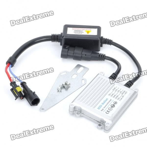 Slim Replacement 35W HID Ballast (9~16V)