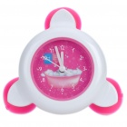 Stylish Water Resistant Bathroom Clock with Suction Cup - Random Color (1xAA)