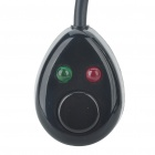 Universal Wired Remote Control Switch para carro lâmpada LED - Preto (DC 12V/140cm-Cable)