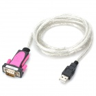 USB 2.0 zu RS232 Serial Port Adapter-Kabel (1,8 m)