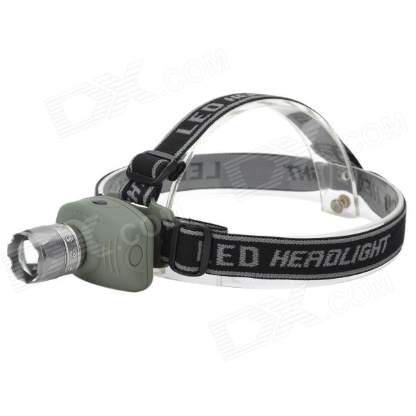 Focus-Adjustable Osram 140-Lumen 3-Mode White LED Headlamp (3 x AAA)