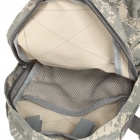 Outdoor Tactical Multi-Function Oxford Cloth Water Bag Storage Bag Backpack - Camouflage