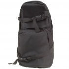 Outdoor Tactical Multi-Function Oxford Cloth Water Bag Storage Bag Backpack - Black