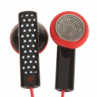 Stylish Earphone with Microphone for iPhone (3.5MM-Jack)
