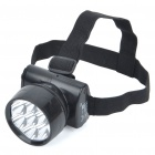 Rechargeable 2-Mode 7-LED White Light Headlamp