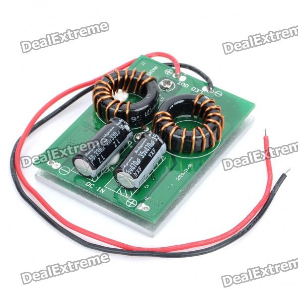 40W DC to DC Boost Converter dc dc buck boost module for solar battery board red lm2577s lm2596s