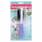2-in-1 Handheld Brush for Pets