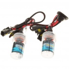 H8 35W 6000K 3200-Lumen White Light Xenon HID Headlamps (DC 9~16V/Pair)