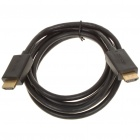 HDMI Male to Male Cable for XBox 360/XBox 360 Slim - Black (2M Length)