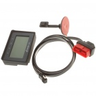 "A301 Vehicle Car OBD Multi-Function Trip Computer - Black (3.0"" LCD)"
