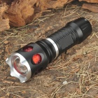 Mini 195-Lumen 3-Mode White LED Flashlight (1x14500/1xAA)