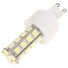 G9 5.5W 6500K 360-Lumen 30-5050 SMD LED White Light Bulb (AC 85~265V)