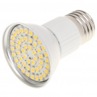 E27 3.5W 3500K 196-Lumen 48-3528 SMD LED Warm Light Bulb (AC 85~265V)
