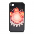 iPhone    4 / 4S Star Back Case