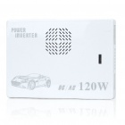120W Car DC12V to AC220V Power Inverter with USB Port