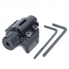 Adjustable Universal Red Laser Gun Aiming Sight Bore Sight (3 x AG10)