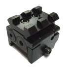 Adjustable Universal Red Laser Gun Aiming Sight Bore Sight (3 x AG5)