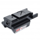 Adjustable Universal Red Laser Gun Aiming Sight (1 x CR1/3N)