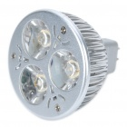 MR16 3.5W 3500K 190-Lumen 3-LED Warm White Light Bulb (DC 11~18V)