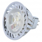 MR16 3.5W 7000K 210-Lumen 3-LED White Light Bulb (DC 11~18V)