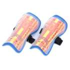 Soccer/Football Shin Guards for Kids - Man Utd. (Pair)