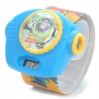"Cool 0.5"" LCD Toy Story 3 Projector Toy Wrist Watch (3 x AG3)"