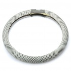 Elegant Car Steering Wheel Protective Sleeve - Grey (Diameter 37~38cm)
