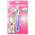 Compact Dematting Comb Tool for Pets (Random Color)