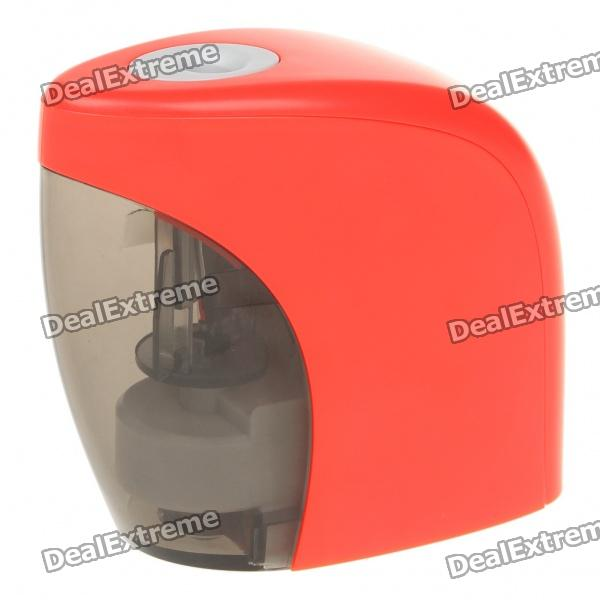 2xAA Batteries Operated Pencil Sharpener - Random Color