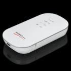 HuaXun E6 Portable 3G 802.11 b/g/n WiFi Wireless Router - White