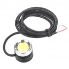 6W 6000K 300-Lumen 1-LED White Light Car Reversing/Rear Fog Light (DC 12~14V)