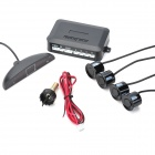 Black Parking Sensor/Radar Kit (DC 12V~24V)