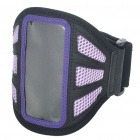 Sports Gym Arm Band Case for iPod Touch 2/3/4 - Light Purple