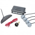 Gray Parking Sensor/Radar Kit (DC 12V~24V)