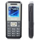 "Genuine Samsung B309 1.5"" Dualband CDMA1X Bar Phone - Black"