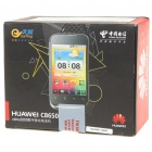 "Genuine Huawei C8650 3.5"" Capacitive Screen Android Gingerbread CDMA2000 3G Smart Phone w/ WiFi+GPS"