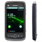 "Genuine Huawei C8600 3.5"" Capacitive CDMA Android 2.1 3G Smartphone w/ Multi-touch + WiFi - Black"