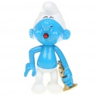The Smurfs Figure PVC Doll Toy - Grouchy Smurf
