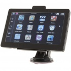 "7"" Touch Screen WinCE 6.0 GPS Navigator w/ FM/Bluetooth/AV-In + Brazil & Argentina Maps 4GB TF Card"