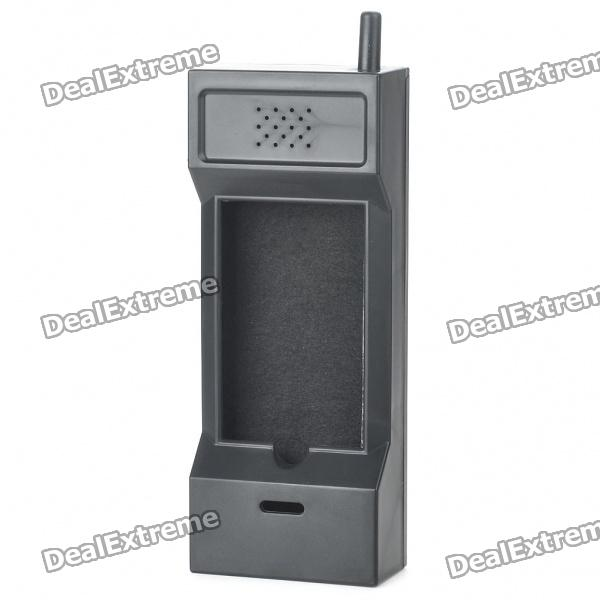 Retro 80'S Style Brick Phone Case for Iphone 3/3GS/4 - Black от DX.com INT