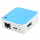 TP-Link TL-WR703N Ultra Mini Portable 3G 802.11b/g/n 150Mbps WiFi Wireless Router