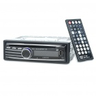 "3.2"" LCD 4 x 50W Car DVD Player w/ FM/USB/SD - Black (DC 10.5~14.1V)"
